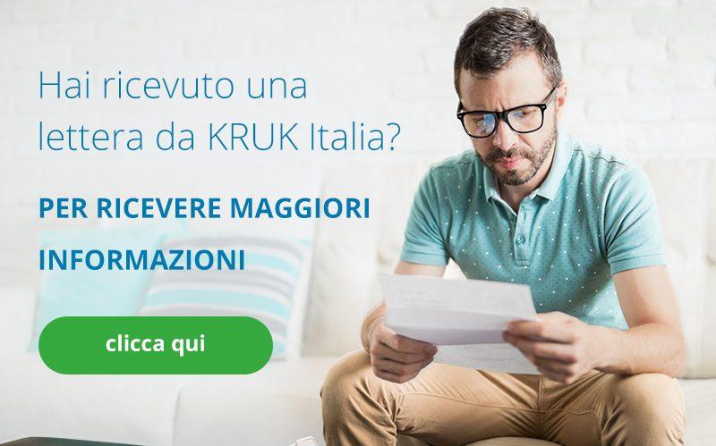 LETTERA KRUK ITALIA